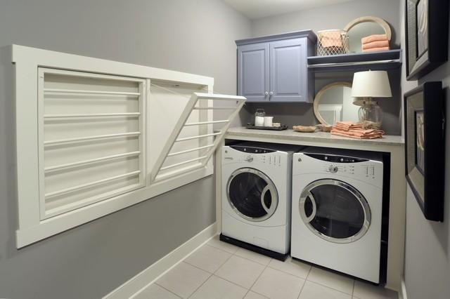 McCumber Lane, Lewis Center - Traditional - Laundry Room - Columbus - by Weaver Custom Homes