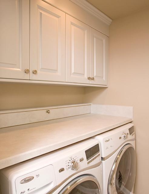 Mercer Island Powder/Laundry traditional-laundry-room
