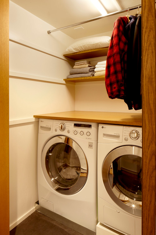 Midcentury Laundry Room by SHED Architecture   Design. laundry rooms 5x7   an Ideabook by feliser