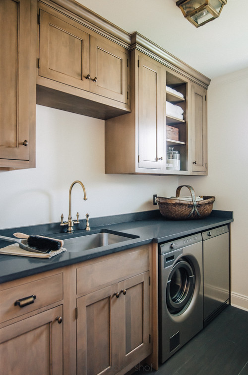 11 laundry room cabinet ideas to inspire you 2019 - Laundry room cabinet ideas ...