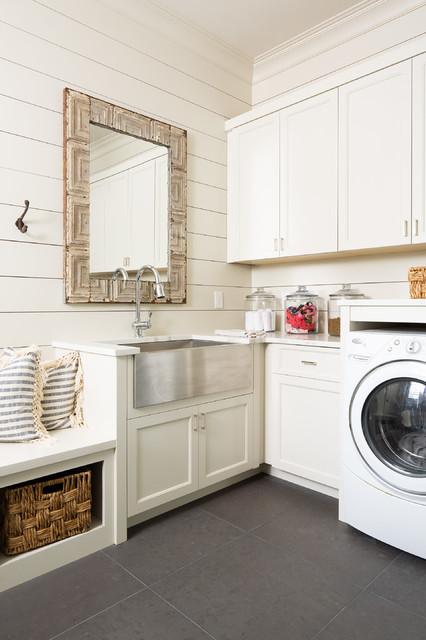 10x10 Laundry Room Layout: Milton Renovation