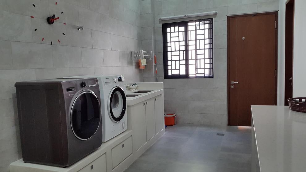 Minimalist Home In Malaysia Modern