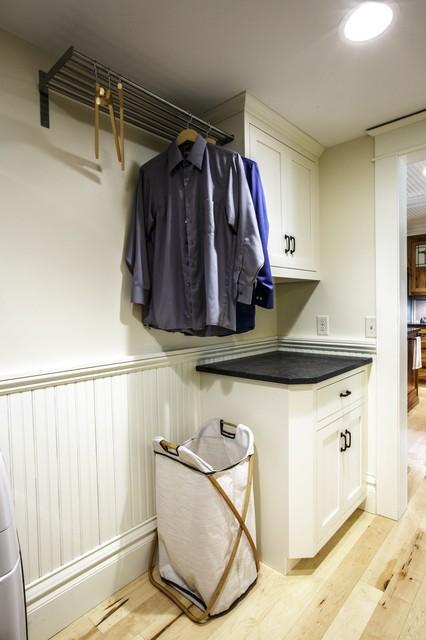 Modern Farmhouse Remodel - Farmhouse - Laundry Room - other metro - by Dorig Designs LLC