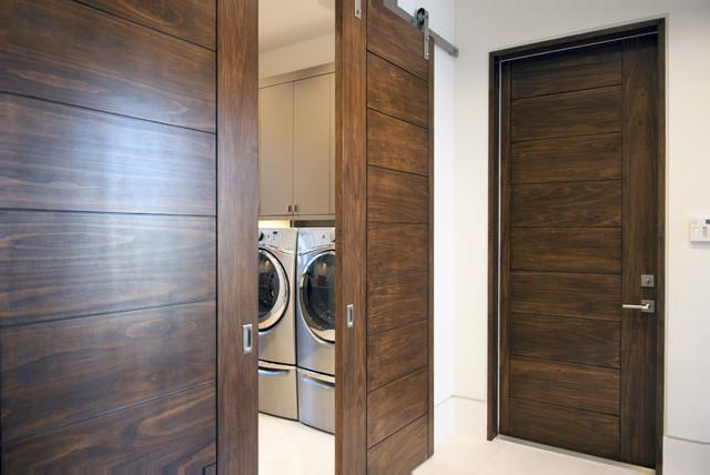 Modern Fusion Design - Modern - Utility Room - Denver - by TruStile ...