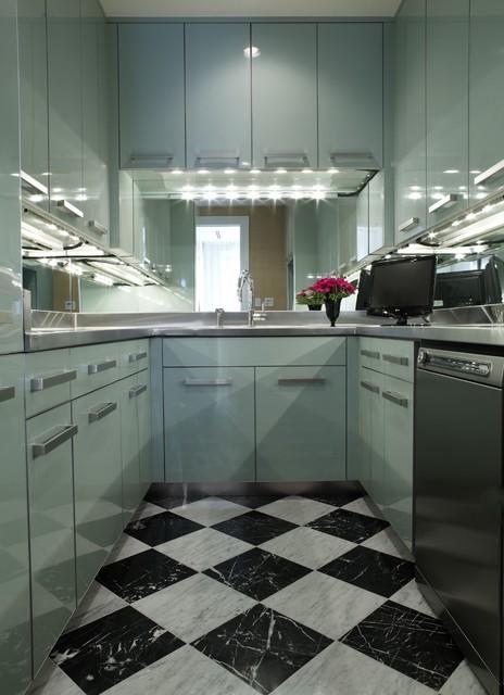 Modern Laundry Room modern-laundry-room