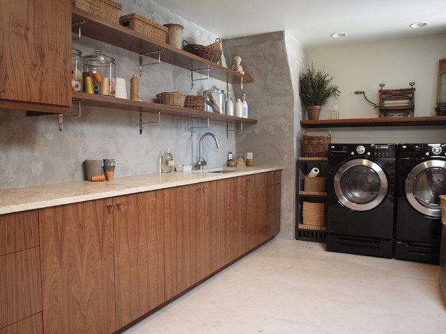 Modern Laundry Rooms modern laundry room - contemporary - laundry room - chicago -