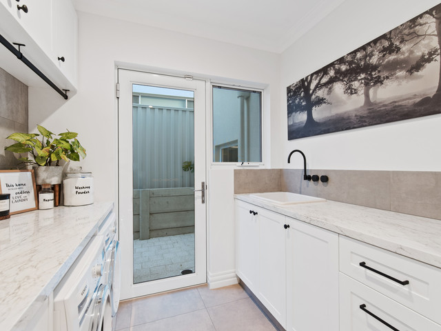Mount Pleasant contemporary-laundry-room
