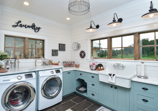 How to Remodel the Laundry Room (30 photos)