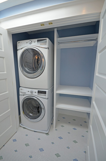 N Jackson Bungalow Laundry Room Dc Metro By