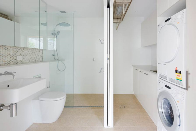 Laundry Bathroom Combo How To Form The Perfect Team Houzz Au