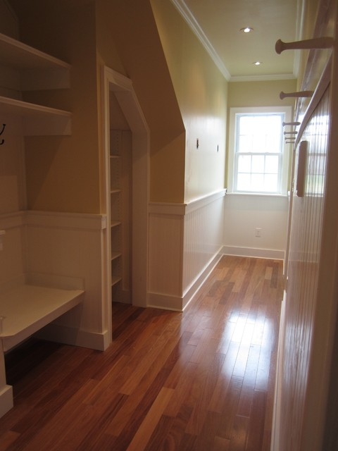 Newtown Laundry and Mudroom traditional-laundry-room
