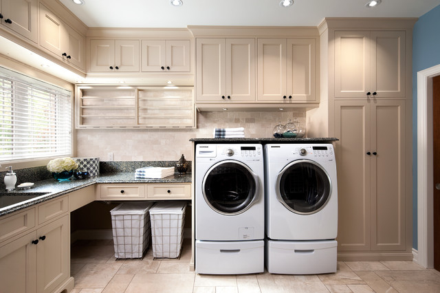 Nkba award winning laundry room traditional laundry for Utility room design