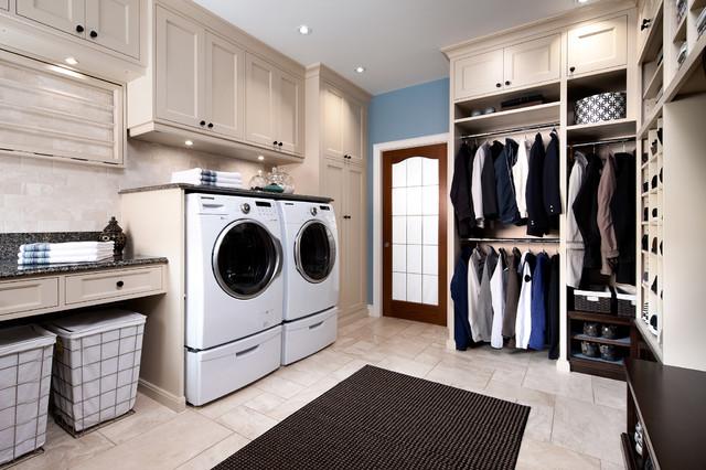 Nkba award winning laundry room traditional laundry for Award winning interior design
