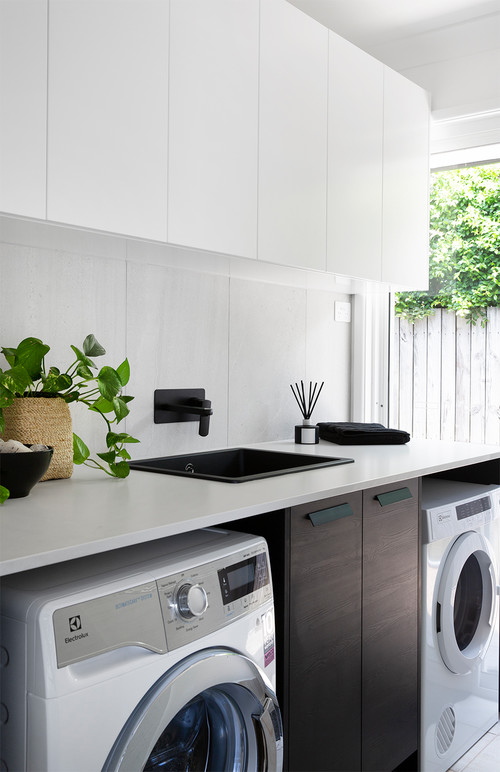 12 Small Laundry Design Ideas The Plumbette