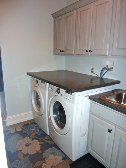 OConnor traditional-laundry-room