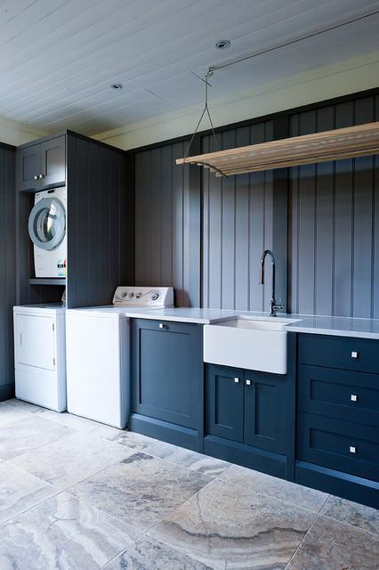 Osbourne Road traditional-laundry-room