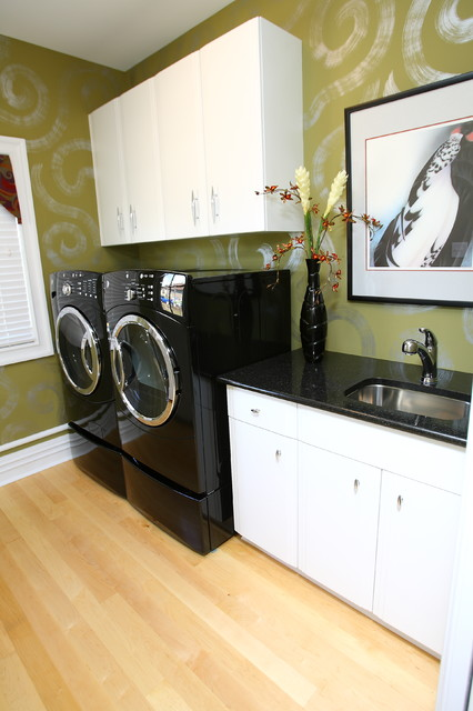 Our Work. laundry-room