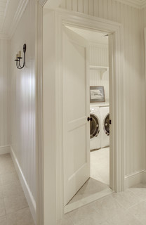 Ovation Collection - Traditional - Laundry Room - sacramento - by Millennium Doors