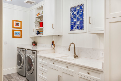 What Is The Depth Of The Washer And Dryer Cabinet?