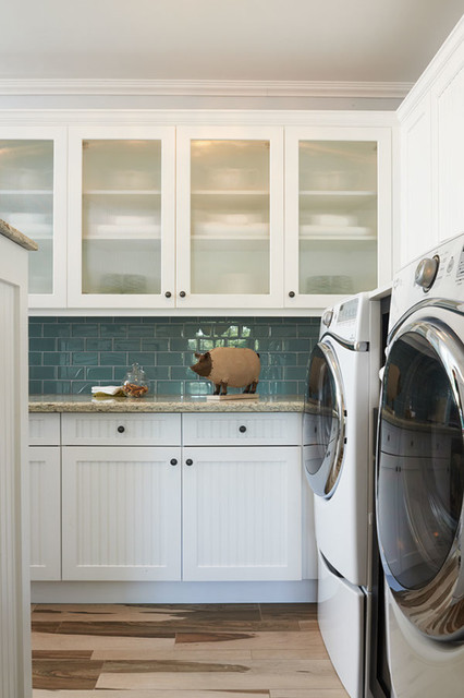 Pasadena Showcase House for the Arts 2013: Laundry Room eclectic-laundry-room