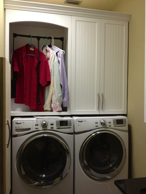 Project 76 traditional-laundry-room