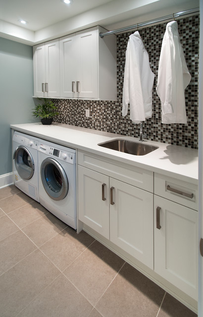 Quayside transitional-laundry-room