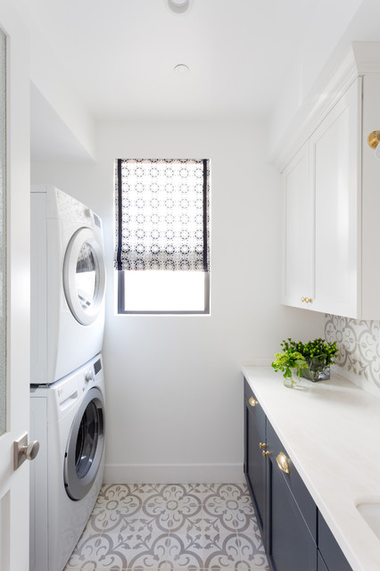 7 Laundry Room Color Palettes To Make Washday More Relaxing
