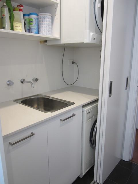 Renovation & refurbishment #9 INNER WEST SYDNEY - Modern - Laundry Room - Sydney - by Definitive ...