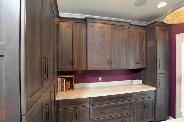 Restoration Hardware Style Home - Transitional - Laundry ...