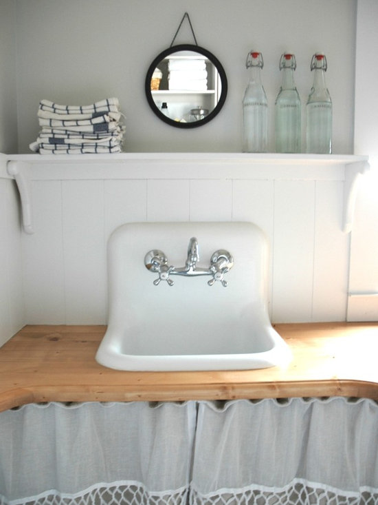 Deep Sinks For Laundry Rooms : Bathroom Corner Sink Small Laundry Room Design Ideas, Pictures ...