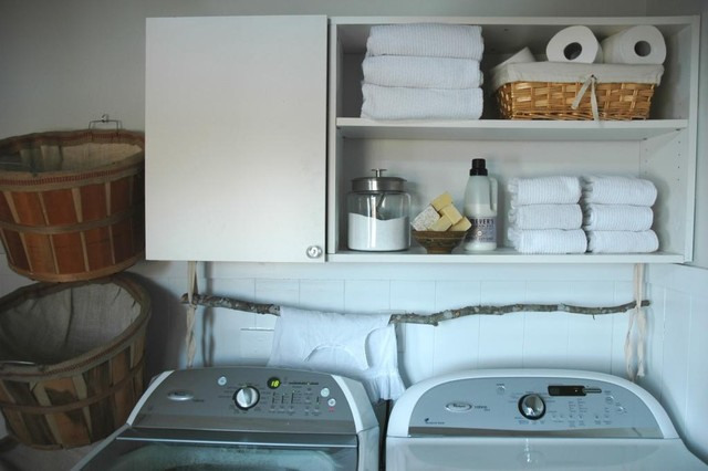 Rie eclectic-laundry-room