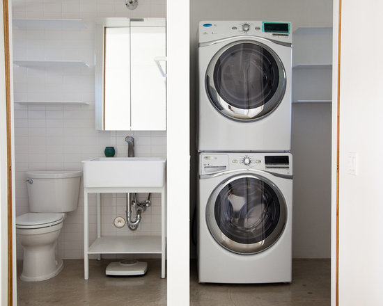 Bathroom laundry room combo home design ideas pictures for Bathroom utility room designs