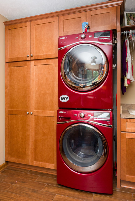 Rockwell Custom Kitchen and Laundry Remodel transitional-laundry-room