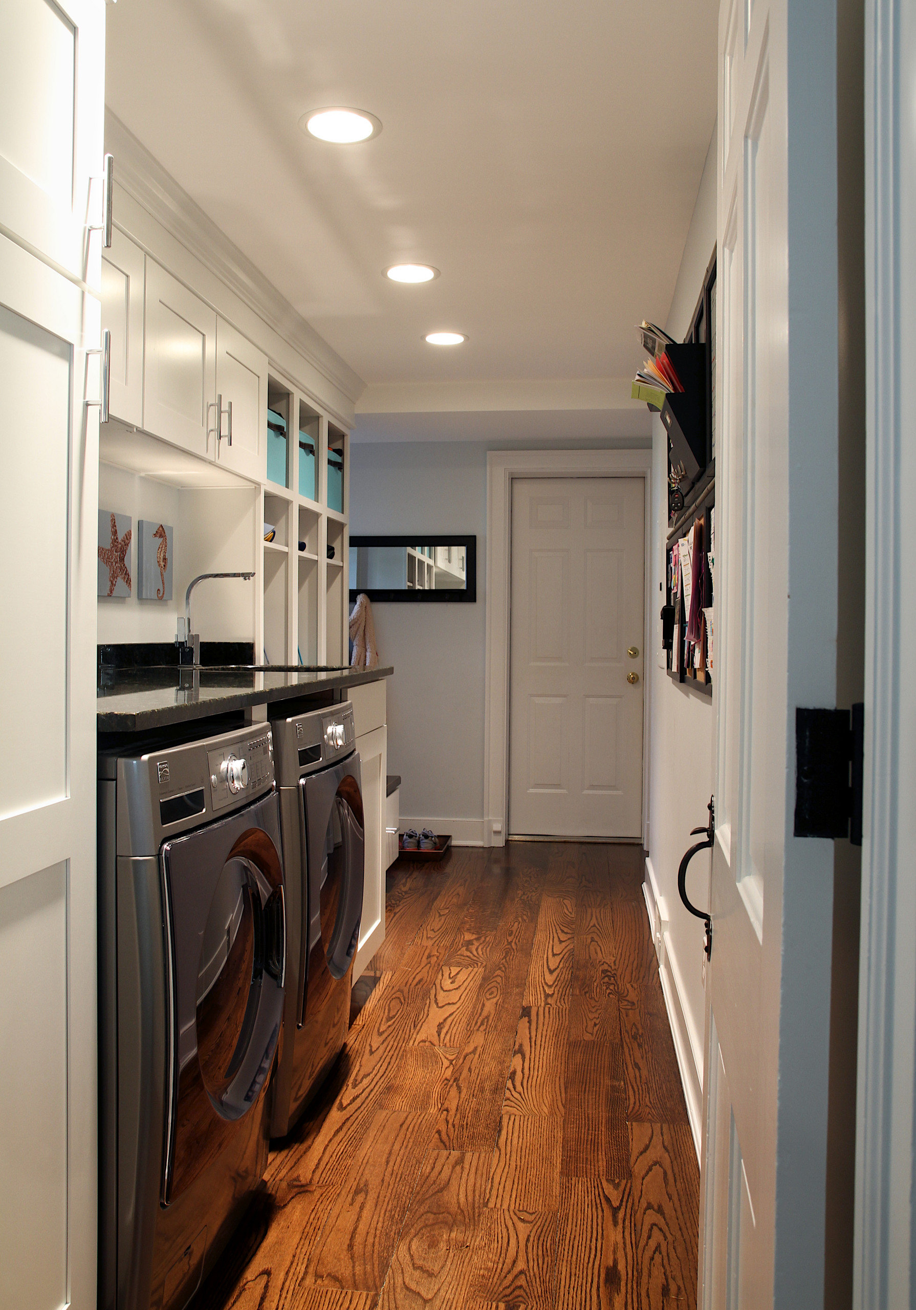 Rocky River Laundry Room Renovation