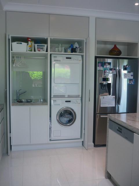 Sandringham Residence Modern Utility Room Sydney
