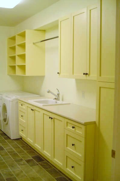Shaughnessy eclectic-laundry-room