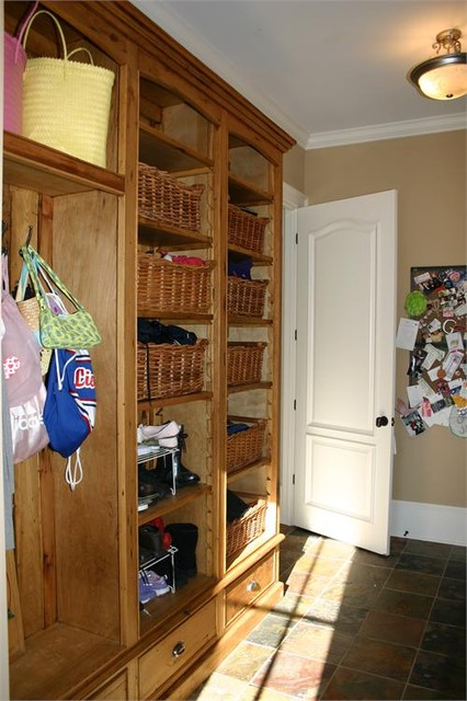 shelving  laundry room