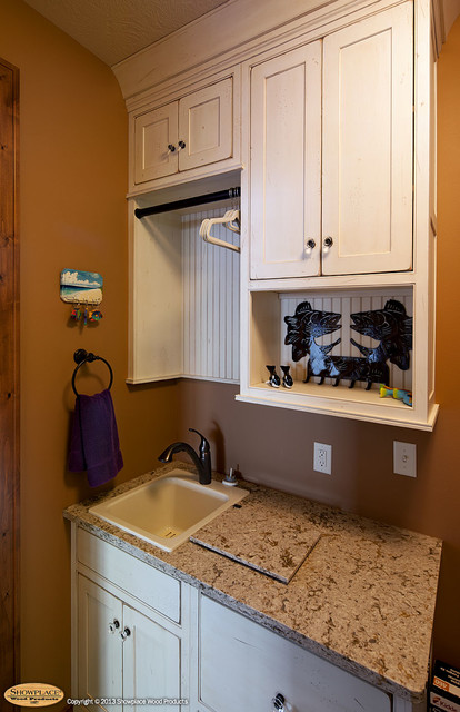 Showplace Cabinets - Laundry Room traditional-laundry-room