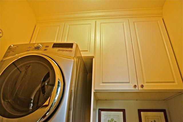 Small Laundry Room traditional-laundry-room