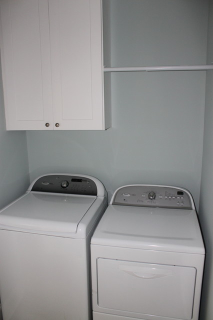 Smith traditional-laundry-room