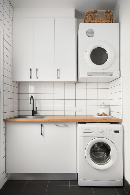 Laundry Room Ideas Small Top Loader