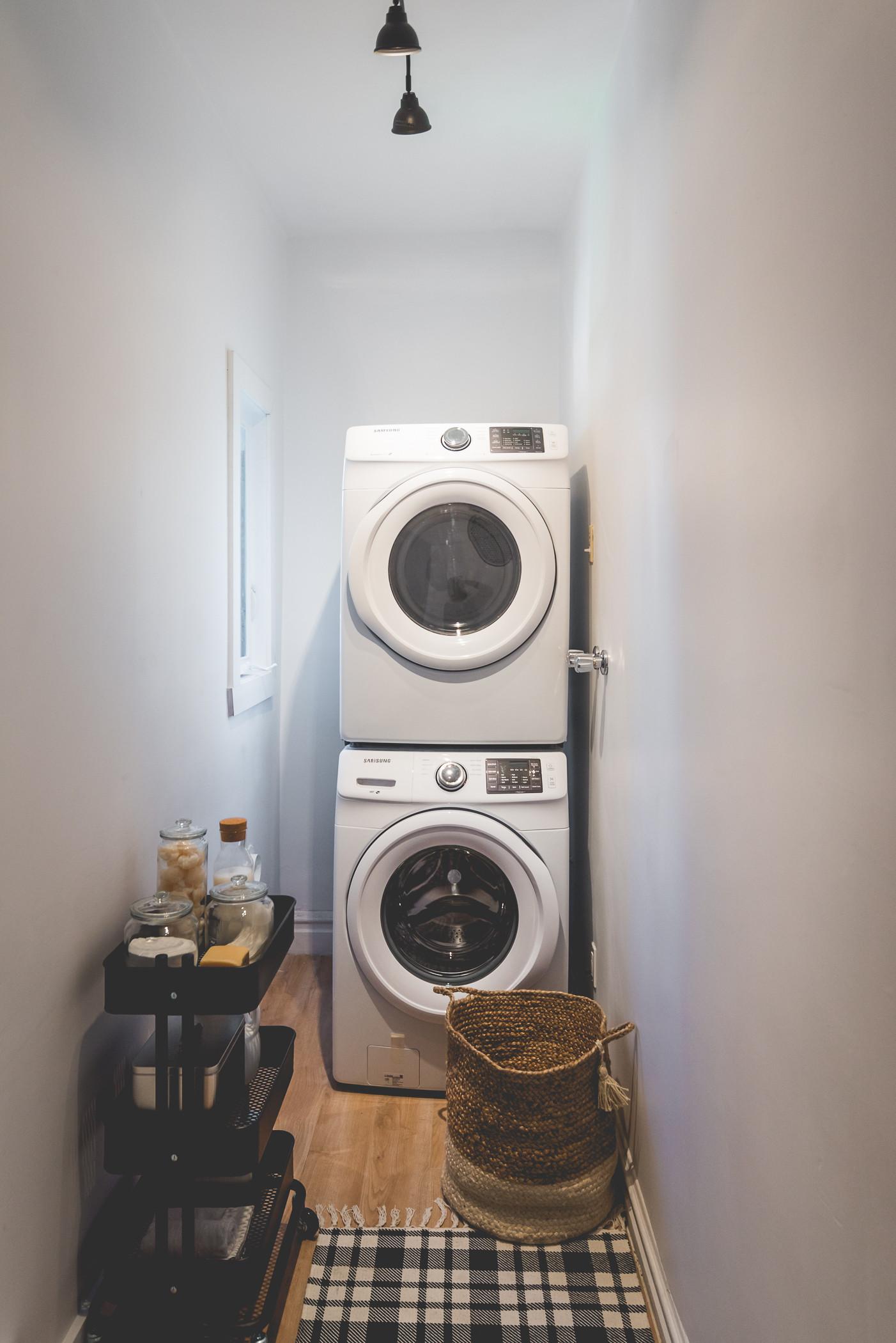Stéphanie Fortier Design - Salle de lavage