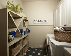 Stonebreaker Builders & Remodelers traditional-laundry-room