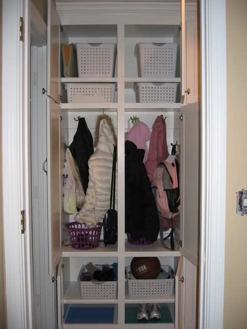 storage ideas - - laundry room - other metro