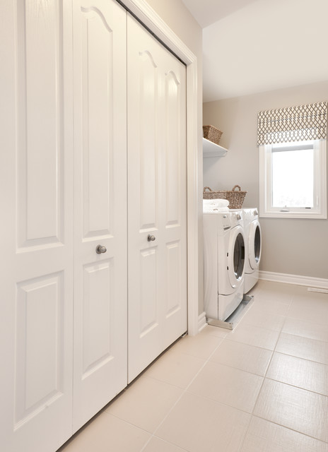 Summerhill Model Home - Laundry Room - Laundry Room - ottawa - by Tartan Homes