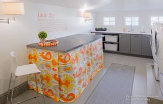 Tampa florida transitional color pasquale design for Lutz barhocker