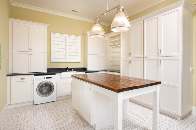The Jekyll Traditional Laundry Room Charleston By