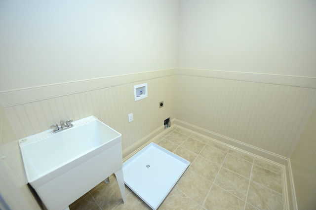 The Kingston Place traditional-laundry-room