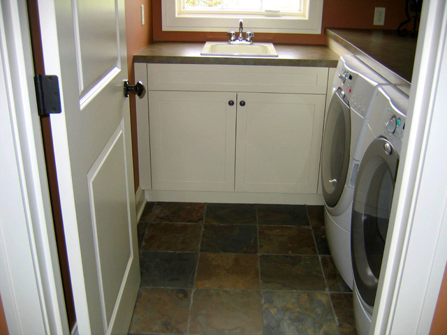 The Lakeland Project traditional-laundry-room