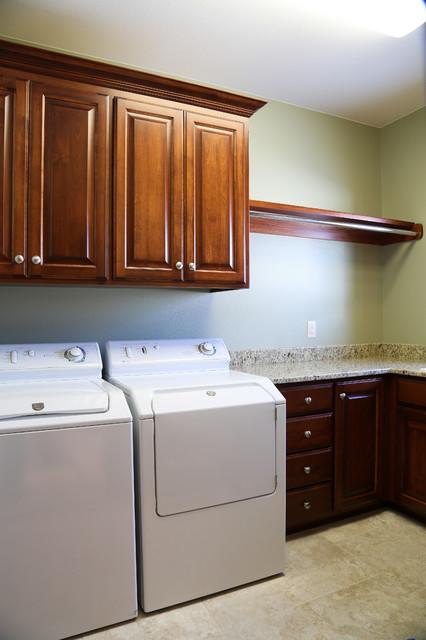 The Regency Bradon Trail Model traditional-laundry-room